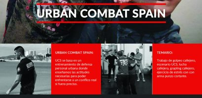 Seminario Urban Combat Spain en Toledo