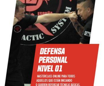 Defensa Personal Nivel 01